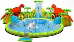 """Aquapark """"Oasis"""