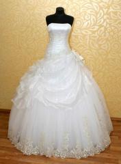 Wedding dresses. Model No. 119
