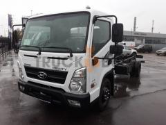 Chassis Hyundai EX8 truck