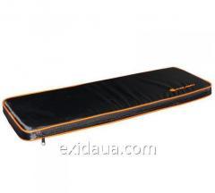 Накладка на банку мягкая 84х20 см (КМ-300 - KM-360DSL), черный