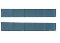 Карман для пайола слань-коврик (5 сланей) K-280CT, KM-330, комплект, зеленый, арт. 21.005.2.01