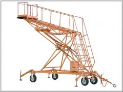 Step-ladders are aviation. STG-5500