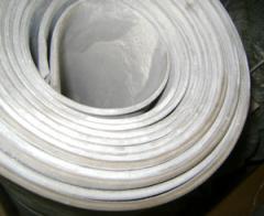 Резина вакуумная в листах и рулонах