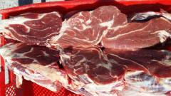 쇠고기는 다중 블록 학년 I, 크기가 10~20cm에 냉동.