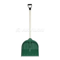 Лопата снегоуборочная в сборе с пластиковым