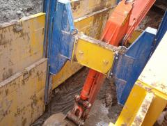 Крепи для грунта SBH, оборудование для укрепления
