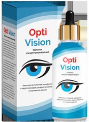 Opti Vision (Опти Вижн) - капли для восстановления зрения