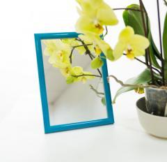 Зеркало в багете, 1411-1 -10*15