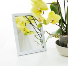 Зеркало в багете, 1611-14 -10*15