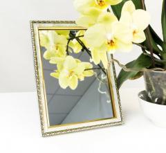Зеркало в багете, 1713-1 -13*18