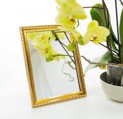 Зеркало в багете, 1713-47 -13*18