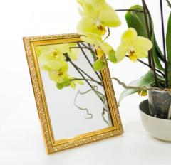 Зеркало в багете, 2116-47 -15*21