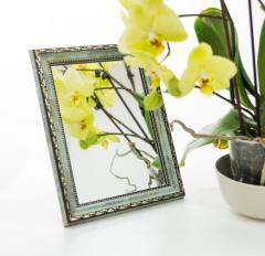Зеркало в багете, 3422-1 3422-1-15*21