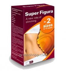 Figura Super (Super ábra) - kapszulák az elhízás