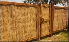 Portões e cercas