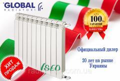 Алюминиевый радиатор Global ISEO 500/80R...