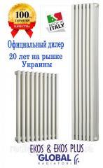 Алюминиевый радиатор Global EKOS 500/95...
