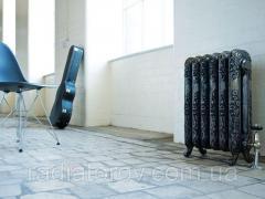 Чугунные радиаторы в ретро стиле,  батареи в...