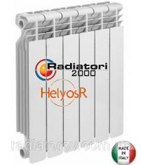 Алюминиевые радиаторы Helyos 350/100 Radiatori2000 (Италия)