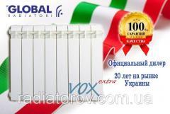 Алюминиевый радиатор Global EXTRA 350/100...