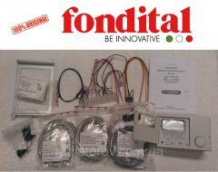 Электронный блок управления и терморегулирования Fondital