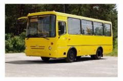 City land transport: A074 bus city, Chernihiv