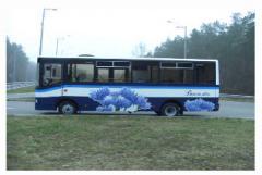 Buses city A081.10 city, Chernihiv automobile