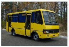 Автобусы пригородные общего назначения, А079.14 пригородный автобус, Черниговский автозавод, Украина