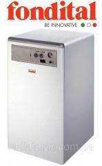 Напольный газовый котел с чугунным теплообменником Fondital Bali RTN E 60 одноконтурный, дымоходный (Италия)