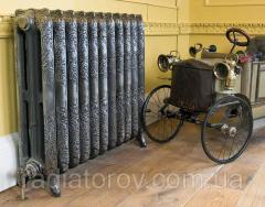 Дизайн радиаторы чугунные в ретро стиле Nostalgia Retro (Турция)