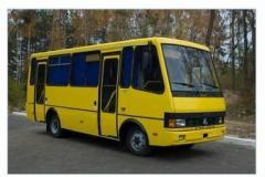 Buses are suburban, A079.13 the prigorodny bus,