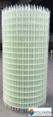 Композитная сетка Polyarm 50х50 мм, диаметр сетки 3 мм