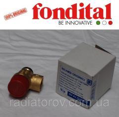 Клапан предохранительный 3 бар Fondital/Nova Florida