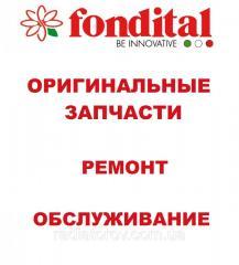 Термостат регулировочный 45-80 град. Fondital