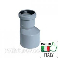 Муфта редукционная PPR Ø 110х75 для внутренней канализации Valsir Италия