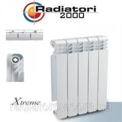 Биметаллические радиаторы Radiatori 2000