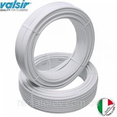 Итальянские металопластиковые трубы Valsir Pexal 26x3 (Италия)