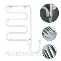 Полотенцесушитель электрический Instal Projekt 625х550 Spina Electric белый, безжидкостный