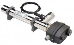 Электронагреватель с термостатом D-EWT...