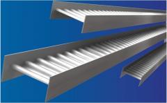 Poutres en métal I-beam