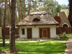Натуральная камышовая крыша