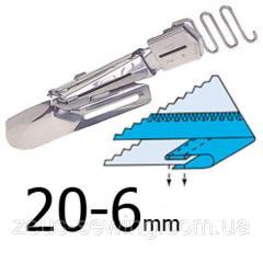 Окантователь S124-(A) 20-6мм