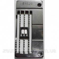 Пластина E 1826 (5, 6мм)