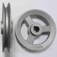 Шкив диаметр 110 мм