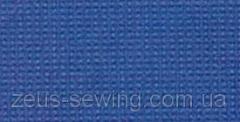 Голубая гладкая ткань для вакуумных столов...