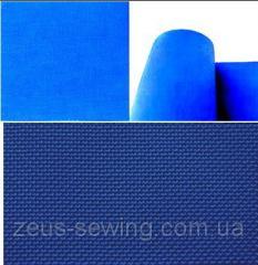 Голубой полиестер 100% для столов - лёгкий...