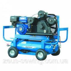 Передвижные компрессоры с автономным (бензиновым) приводом