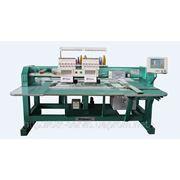 2-головочная 12цветная вышивальная машина Richpeace RPED-TC-902-400X450