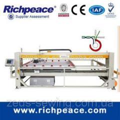 Компьютеризированная односторонняя стегальная машина Richpeace RPQ-ST-2526-1-LS50
