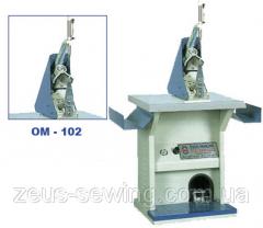 Машина для вырубания и выворотки уголков воротников OZER MAKINA OM-102